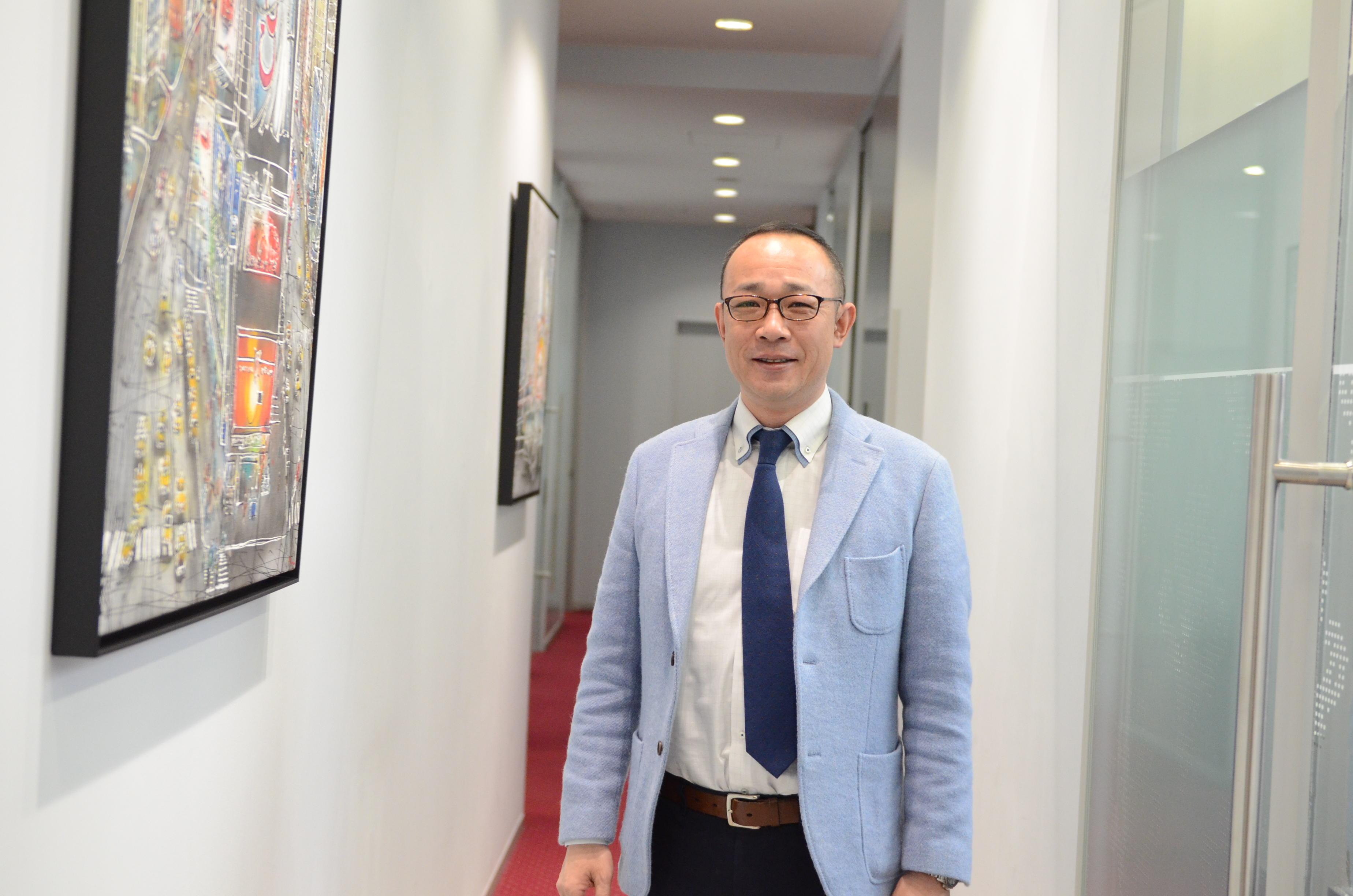 有限会社ディア 代表取締役 關根賢一氏